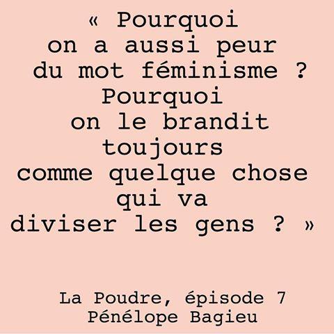 La Poudre Lauren Bastide Pénélope Bagieu