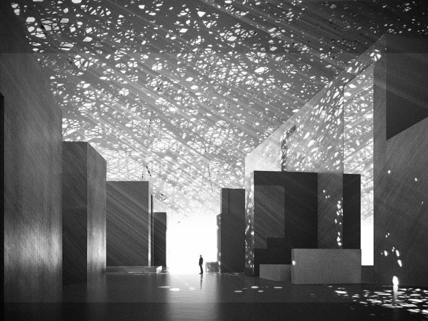Louvre-Abu-Dhabi-by-Jean-Nouvel-interior-view-01