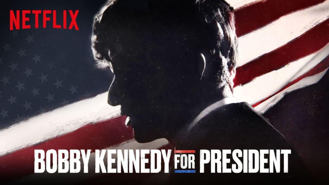 Bobby Kennedy for president 2