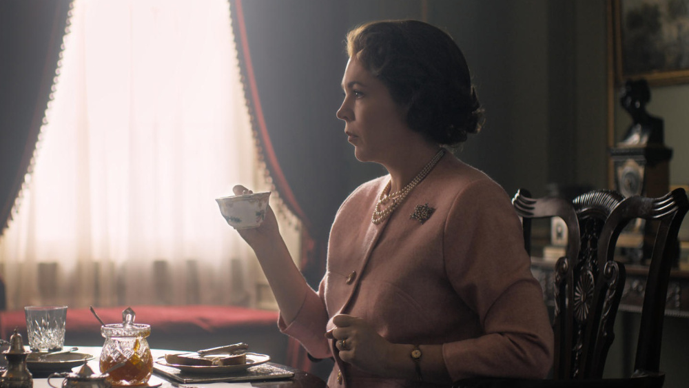 the crown 3 Olivia Colman